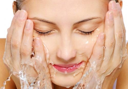 Очищение кожи в домашних условиях>