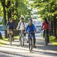 Велосипед не роскошь, а образ жизни...