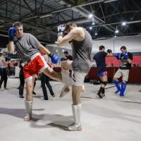 «Путь Воина» Сергея Ивановича. Тренировка с чемпионом