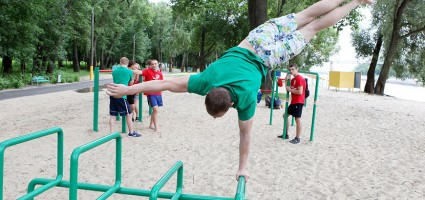 БГУ запустил спортивный онлайн-проект «Лето зовет»