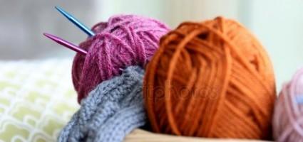 Вечернее вязание