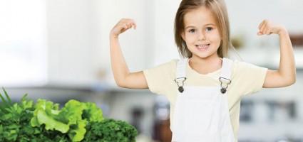 Вверх по ступенькам правил здорового питания