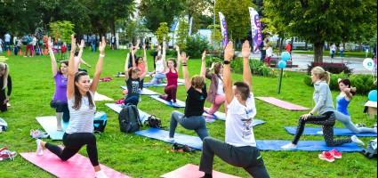 Марафон здорового образа жизни #САД стал хорошей привычкой уже для более 1 000 человек