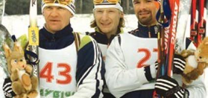 Олимпийская звезда Александра Попова