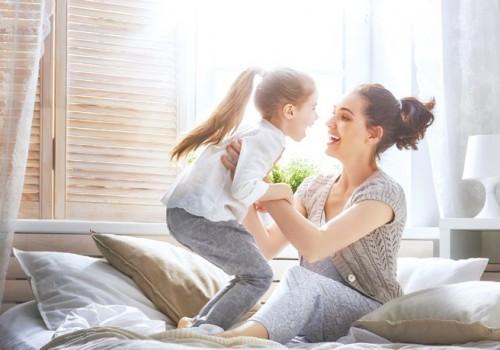 Взаимопонимание с ребёнком в семье>