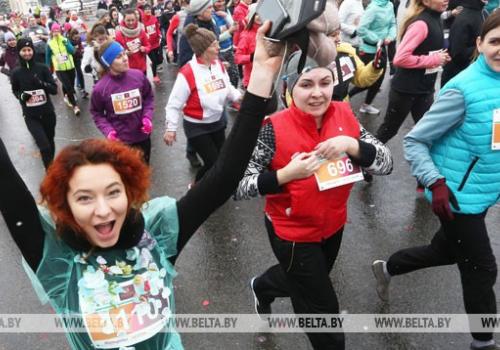 Женский забег Beauty Run пройдет в Минске 8 марта>