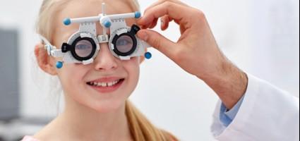 Профилактика нарушения зрения у детей и подростков