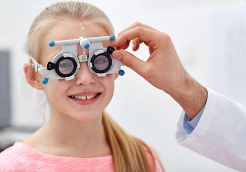 Профилактика нарушения зрения у детей и подростков>
