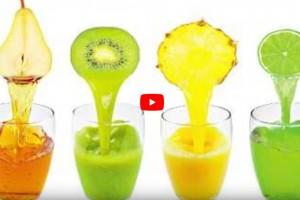 Живой сок – удачи глоток (видео)