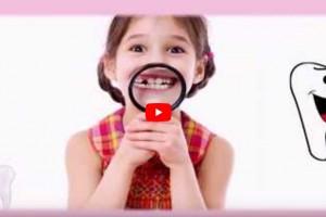 Травмы молочных зубов (видео)
