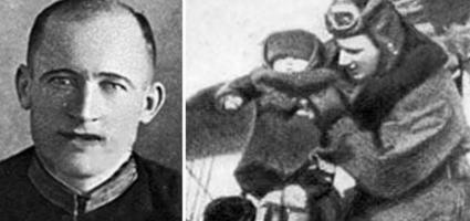 Российско-белорусские мероприятия в память о подвиге летчика А.П. Мамкина