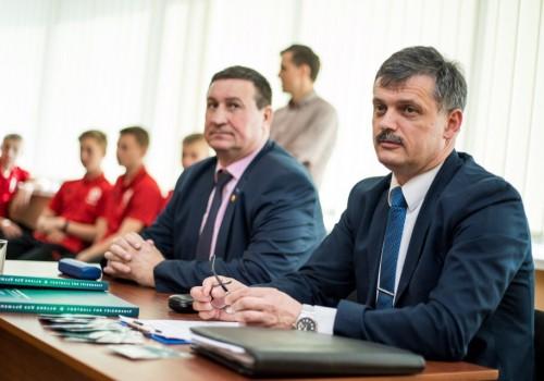 В Беларуси определили участников международной детской  социальной программы «Футбол для дружбы» >