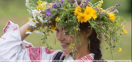 Квест, плетение венков и турнир по мёлькю - музей Янки Купалы приглашает на праздник Купалье 23 июня