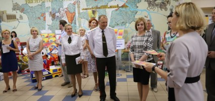 Победителей фестиваля «Безопасное детство» наградили в Минске