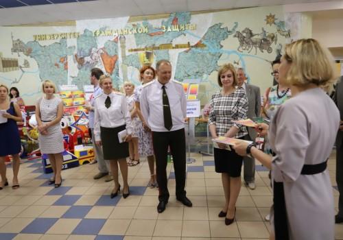 Победителей фестиваля «Безопасное детство» наградили в Минске >
