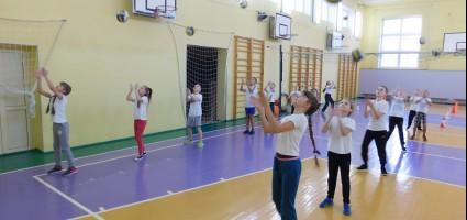 Развиваем ловкость на уроках физической культуры и здоровья