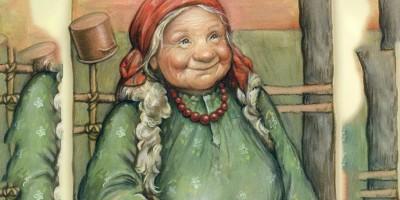 Cекреты бабушки Анны>