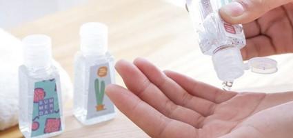 Антисептики и руки