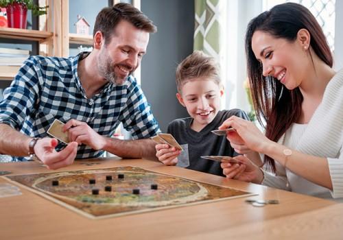 Настольные игры для всей семьи>