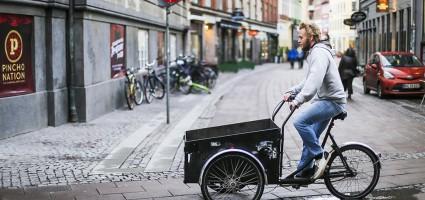 Копенгаген. Город, в котором велосипедов больше, чем жителей