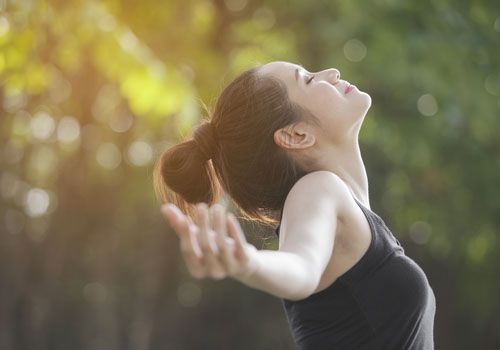Дыхание – ключ к здоровью и долголетию>