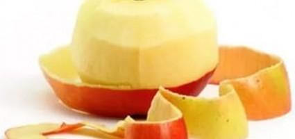 Яблочная кожура? Ура!