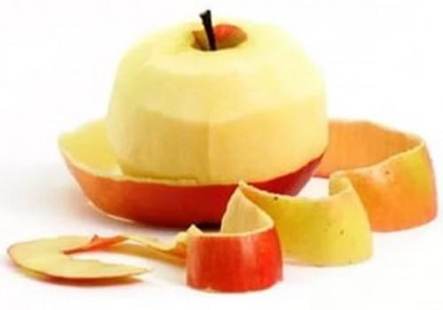 Яблочная кожура? Ура!>
